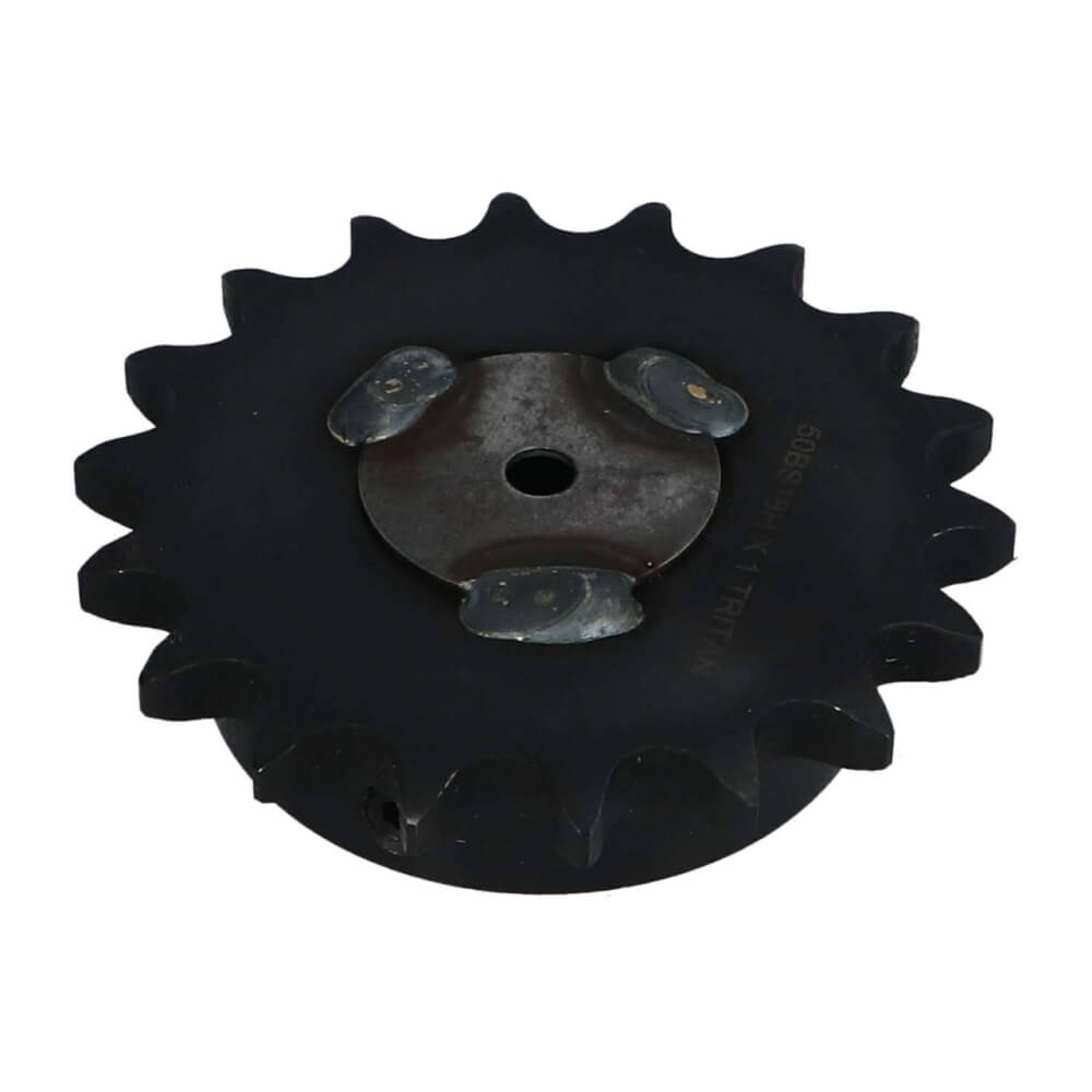 SPROCKET, 50B18x1 W/ WELDED WASHER - 251186