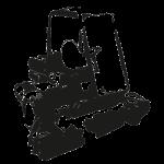 Toro Reelmaster 5400D onderdelen - 203