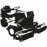 Jacobsen Triking 1671D parts - 60