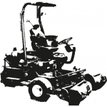 John Deere Greens Mower 2500E onderdelen - 267