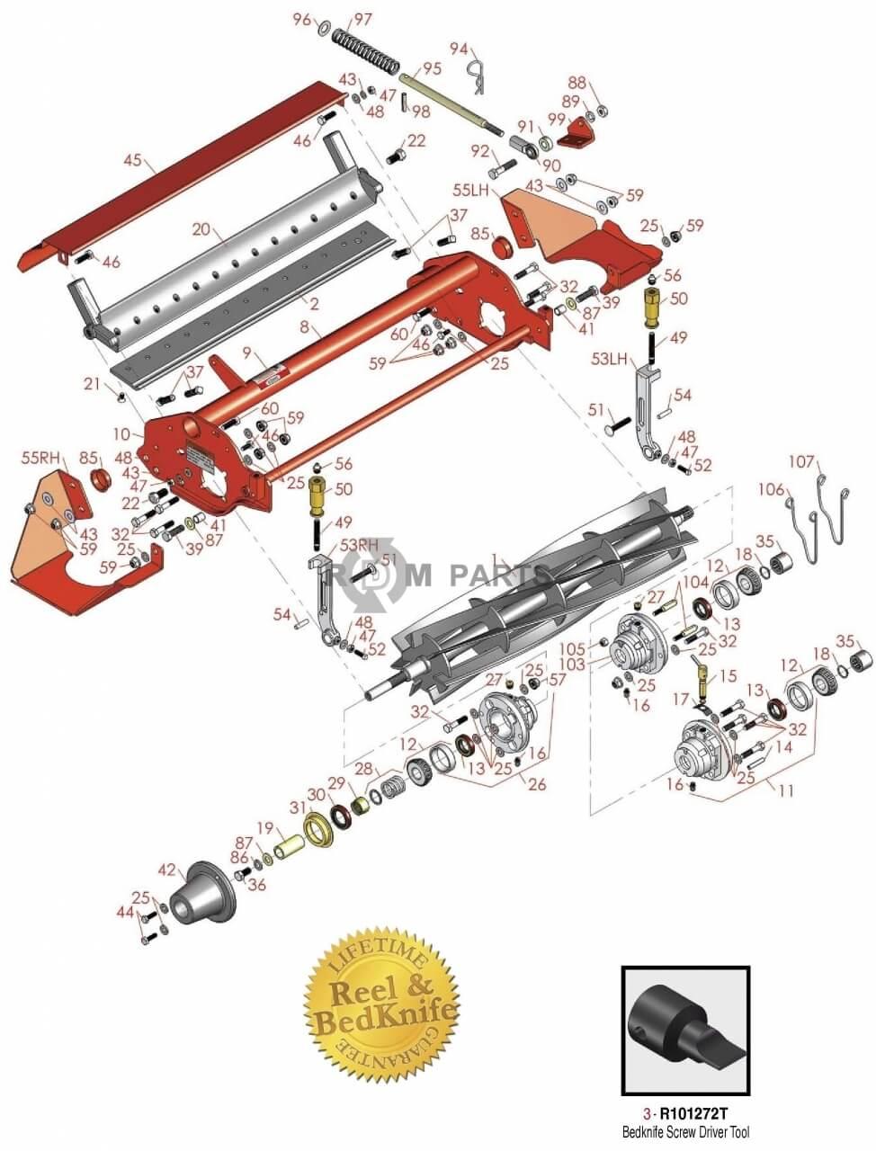 Jacobsen Tractor Wiring Diagram Schematics Ford 5000 Diesel Lf3800 Parts Rdm Sears