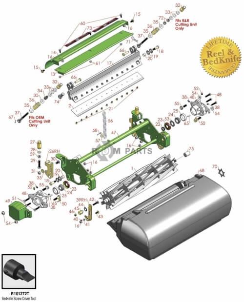 john deere 2500a engine diagram john deere greens mower 2500e parts - rdm parts john deere 4024t engine diagram