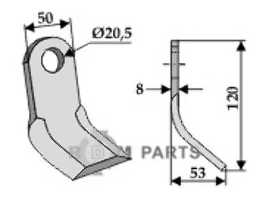 Y-Blade - 808-63-IND-46