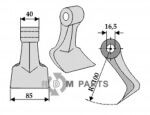 Pruning hammer fitting for Maschio / Gaspardo M07400950 - 808-63-M-37-16