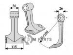 klepel passend voor 6061699 van kuhn - 808-63-RM-46