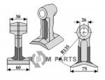 Schlegel geeignet für 7314366 von Mc Connel - 808-63-RM-48