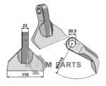 Pruning hammer - 808-63-RM-82