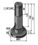 Pin - 808-63-SCH-88