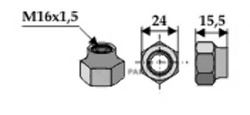 Nut - 808-63-SEP-92