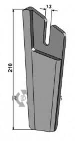 Welding-point - right - 808-RH91R