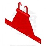 Support - cutoff blade 16-18 - R001446