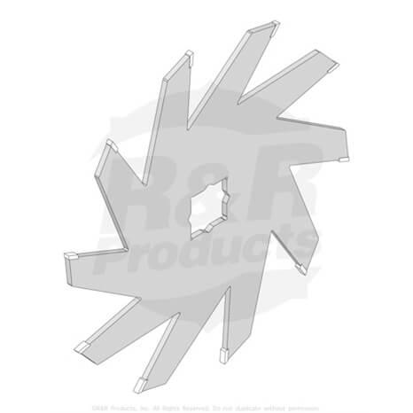 Thatcher blade - 3/16 x 12 carbide tipped - R01-283-0130C