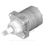 Motor - hydraulic - R054544