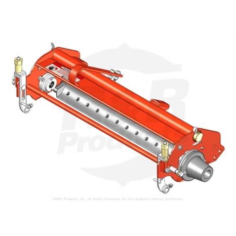 Custom cutting unit - fits LF100 - R101235L-SPL