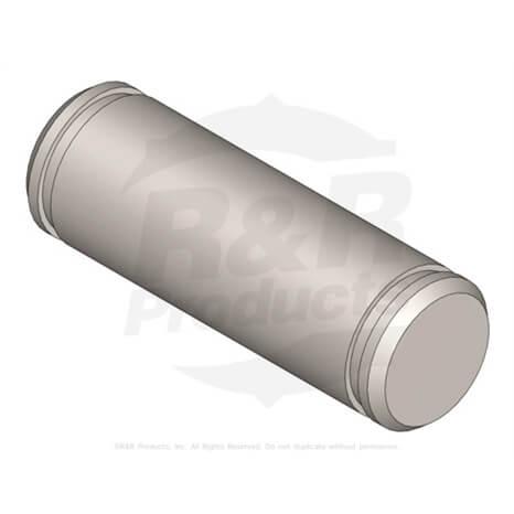Pin - slide - cylinder - R104-0046