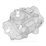 HYD MOTOR - PISTON - R104-0764