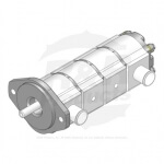Gear pump - 4 section - R107-2565