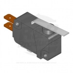 Micro switch w/boot - R108-6496