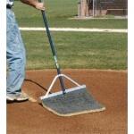 Drag mop - coco fiber 24 in x 18 in - R11044