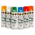 Paint - marking blazing orange CS/12 - R115