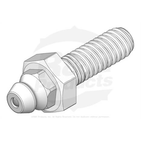 BOLT - SPECIAL W/FITTING - R170728