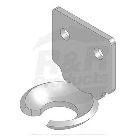 KEEPER - DRAW LATCH - R249-40