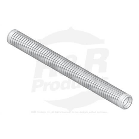 GROOVED TUBE - ALUMINUM ROLLER - R3000394