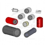 Filter kit - 400 hr - R30029