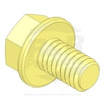 BOLT - WHIZ FLANGE HEX HD 5/16-18 X 1/2 - R3234-30