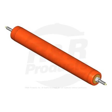 Roller - smooth tubular steel - R4115612