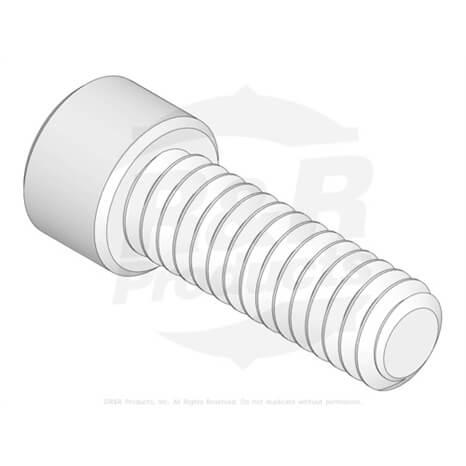 BOLT - SOC HD CAP 1/4-20 X 3/4 - R434028