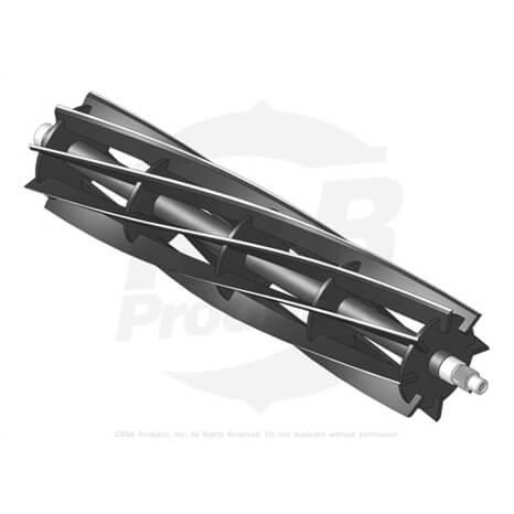 Spindel - 8 Blatt passend für Toro - - R5-3189H