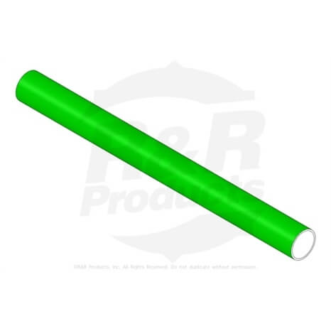 Tube - only 2 3/8 x 28 solid rlr - R500647