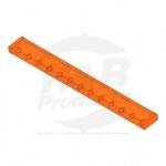 Backing bar - bed knife - R557618
