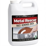 METAL RESCUE RUST REMOVER 1 GAL. - R6232