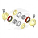 CONVERSION KIT - ROLLER - R700505