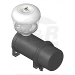 Air cleaner - w/pre cleaner - R8-2329