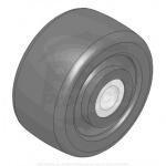 Wheel - caster assy w/brgs / seals - R93-4747