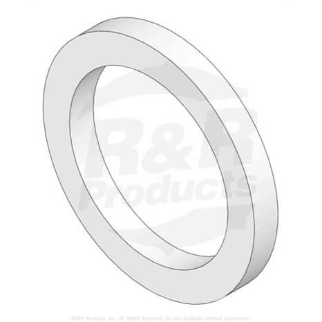 Ring - quad rh pivot hub - R93-7510