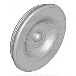 PLUG - GREASE CAP - R99-4504