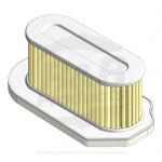 Kawasaki element-air filter - RAK11013-2132