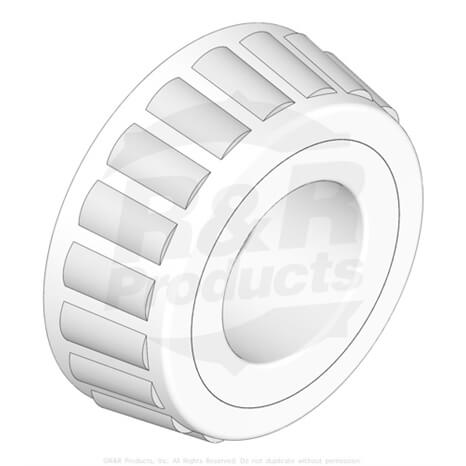 BEARING - TAPERED CONE - RAMT1108