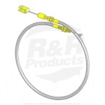 CABLE - CLUTCH - RAMT585