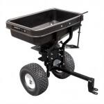 FIMCO PULL BEHIND ATV DRY MATERIAL SPREADER 2.2 CU FT. - RFDMSTR12V22