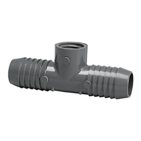 1 PVC INSERT TEE INSXFPT - RG1402010