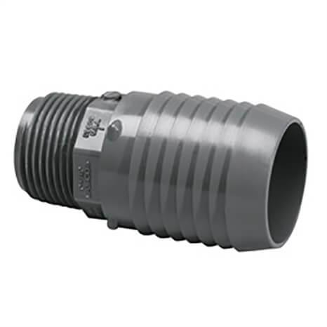 1/2X1 PVC INSERT RED MALE ADAPT MPT - RG1436075