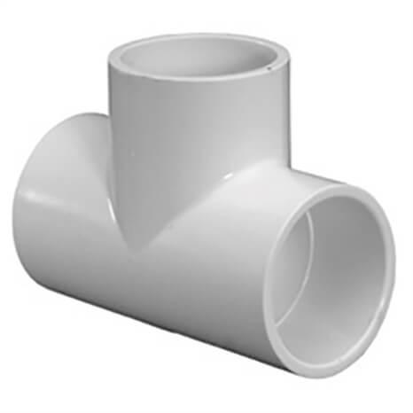 3 PVC TEE SOC SCH40 - RG401030