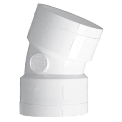 1 PVC 22-1/2 ELL SOC SCH40 - RG416010