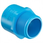 1-1/4 PVC MALE ADAPTER MPTXSOC CL315 - RG436012T