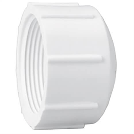 3 PVC CAP FPT SCH40 - RG448030